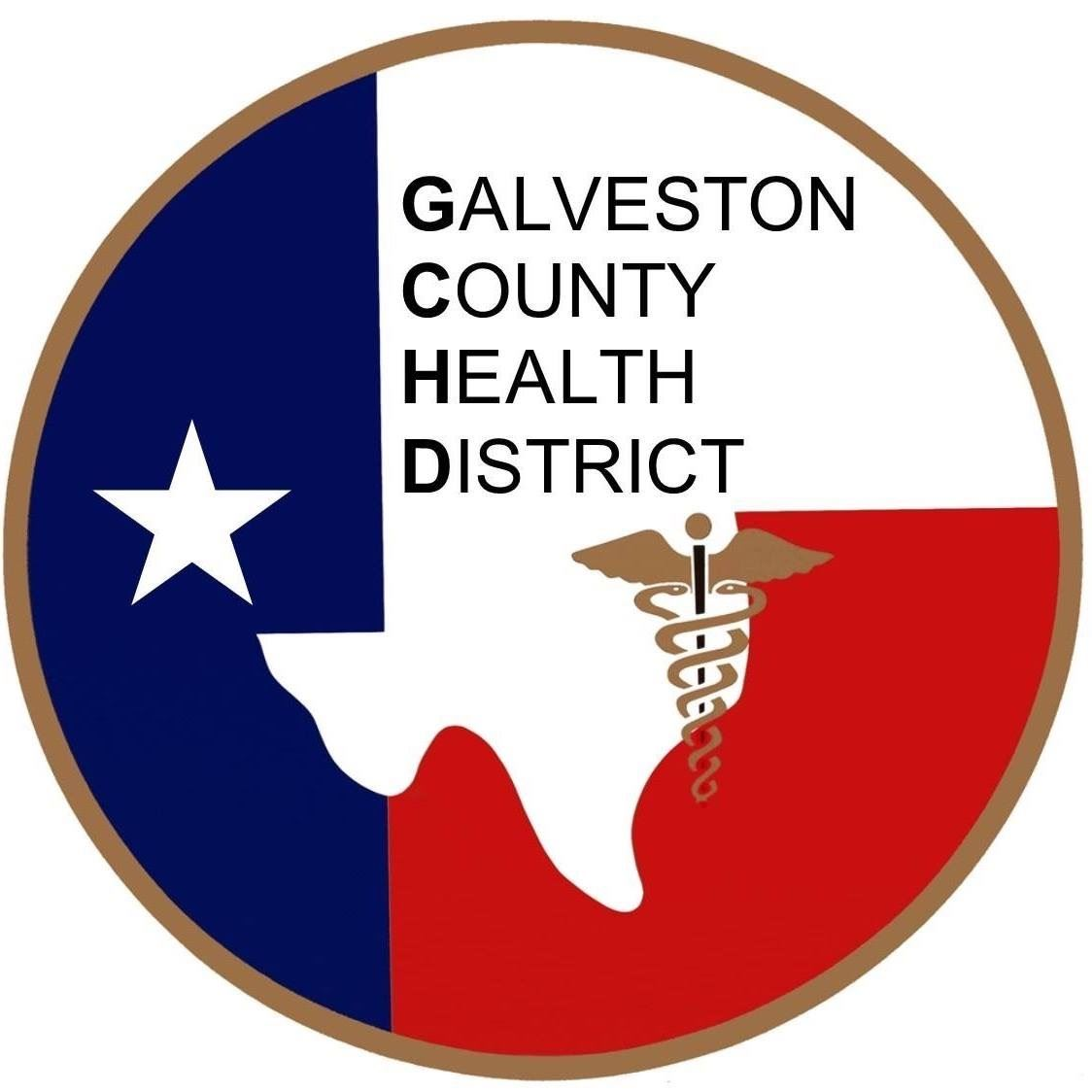 Galveston County Health District logo