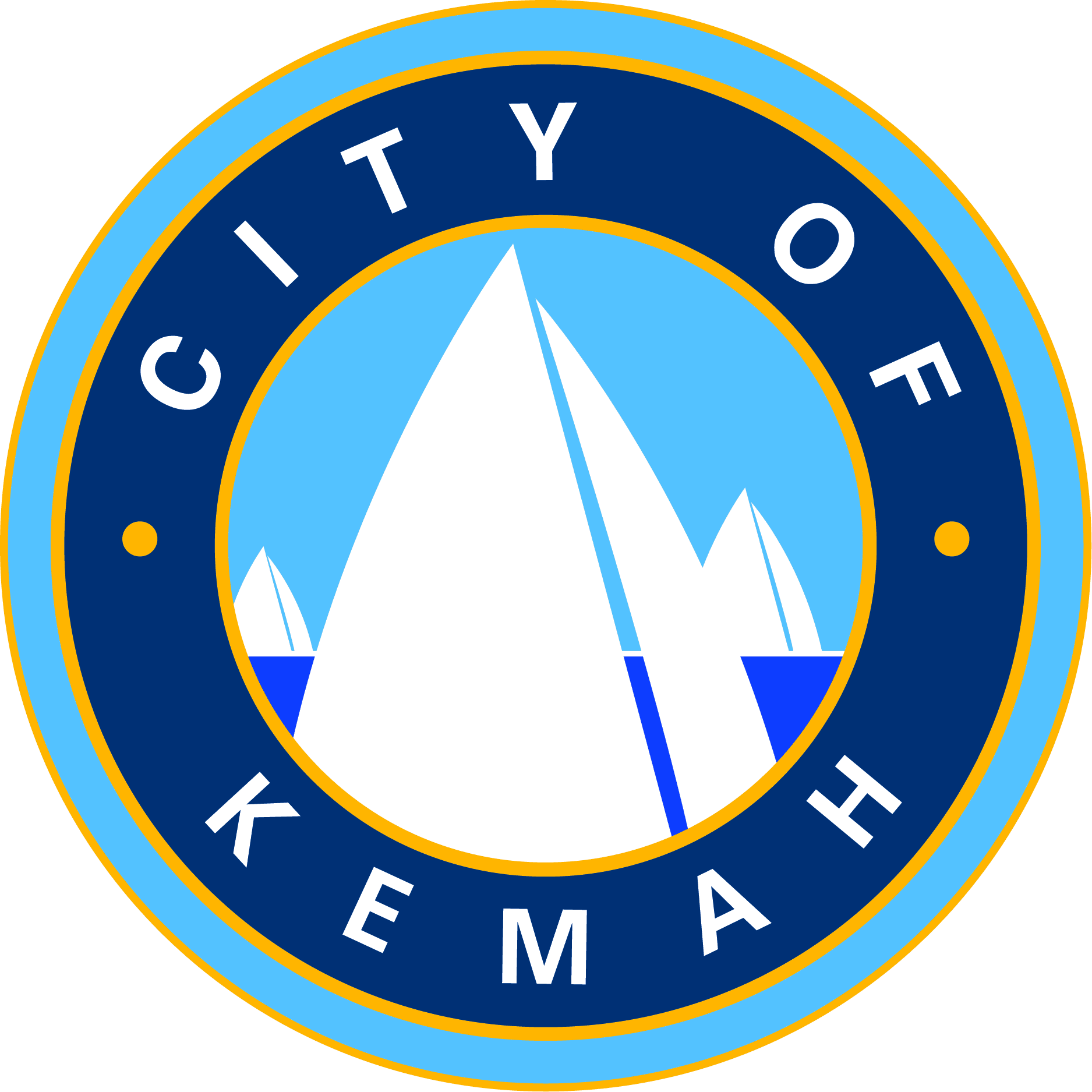 City of Kemah Logo
