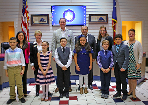 Mayor and Council for a Day